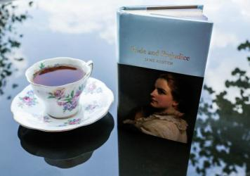 Pinkies up, Janeites! We mark the bicentennial of Austen's death with a look at her relationship with a beloved cuppa.