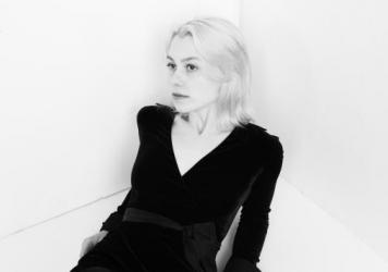 Phoebe Bridgers' debut album, <em>Stranger In The Alps</em>, comes out Sept. 22.
