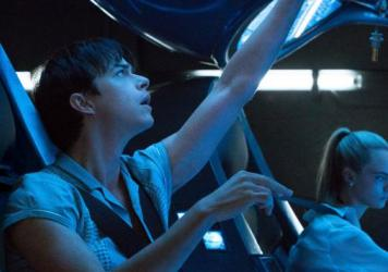 In the 28th century, Agents Valerian (Dane DeHaan) and Laureline (Cara Delevingne) maintain order in the human territories.