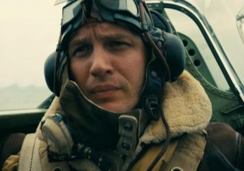 Tom Hardy plays a Royal Air Force pilot in the new Christopher Nolan film <em>Dunkirk. </em>