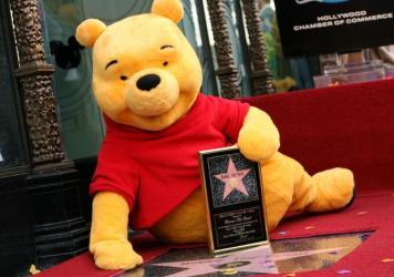 In China, it doesn't matter that Winnie The Pooh has a star on the Hollywood Walk of Fame. The chubby, little cubby was apparently banned in the country after comparisons were made between the bear stuffed with fluff and Chinese President Xi Jinping.