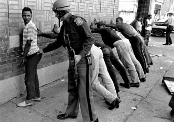 """The exhibit, """"Detroit 67: Perspectives,"""" examines the unrest in the city in the summer of 1967."""