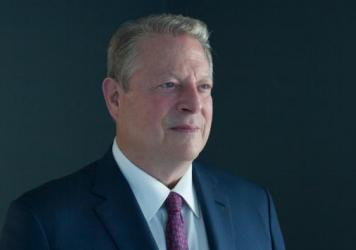 Former Vice President Al Gore shared a Nobel Prize in 2007 for his work on climate change.