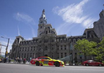 It's not recommended by anyone that you try to scale Philadelphia's City Hall, but that's also not to say that it's never been done.