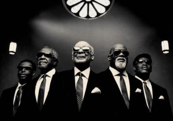 The Blind Boys of Alabama's new album, <em>Almost Home,</em> is out August 18.