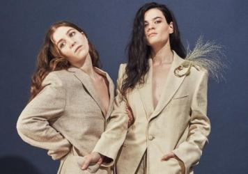 Overcoats' debut album is called <em>Young.</em>