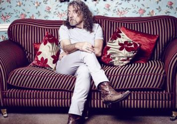 Robert Plant's new album, <em>Carry Fire, </em>is due out on Nonesuch Records Oct. 13.