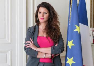 Marlene Schiappa started a blog, <em>Maman Travaille</em> (Mom Works), that quickly grew into a 10,000-woman advocacy network. As gender equality minister, she wants to criminalize sexual harassment on the streets. President Emmanuel Macron has tasked her with tackling pay inequity as well.
