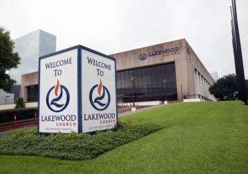 Joel Osteen's Lakewood Church in Houston came under scrutiny for not opening its doors to evacuees from Hurricane Harvey. The former basketball arena seats 16,000 people.