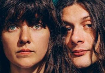 Courtney Barnett & Kurt Vile's <em>Lotta Sea Lice</em> comes out Oct. 13.