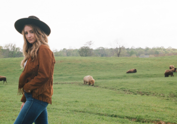 Margo Price's new album, <em>All American Made</em>, comes out Oct. 20.