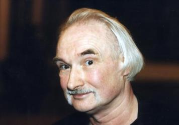 Holger Czukay of Can, who passed away Sep. 5, 2017 in Weilerswist, Germany.
