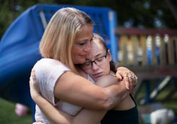 Destini Johnson was released unexpectedly early because, she tells her parents, the jail was overcrowded.