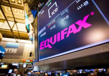 Equifax's stock price went sliding by double digits on Friday as millions of Americans struggled to get answers from the company about whether they were affected and what to do next.