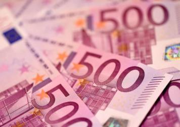 These 500-euro notes are whole, dry and clean. The ones found this summer in several bathrooms in Geneva ... not so much.