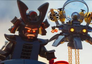 Justin Theroux voices Garmadon in <em>The LEGO Ninjago Movie.</em>