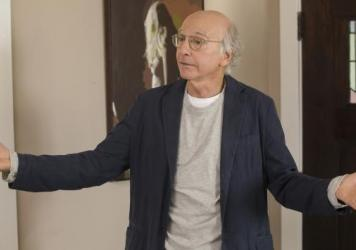 Larry David's <em>Curb Your Enthusiasm</em> character is an exaggerated version of himself.
