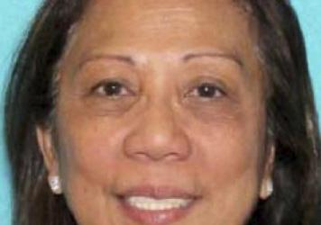 This undated photo of Marilou Danley, 62, was provided by the Las Vegas Metropolitan Police Department. Authorities are trying to determine why Stephen Paddock, Danley's boyfriend, killed dozens of people in Las Vegas on Sunday night.
