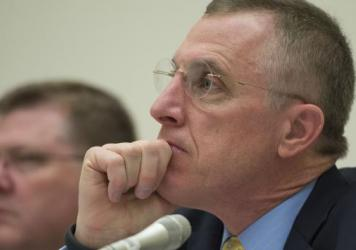 Rep. Tim Murphy in 2014 on Capitol Hill. A report says texts show he asked a woman to get an abortion.
