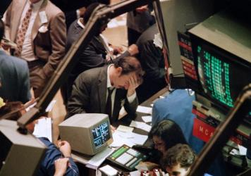 """Author Diana Henriques says, """"people remembered Black Monday as a meaningless event, when in fact, it was probably the most revelatory of our crashes."""""""