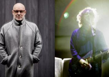 Brian Eno and Kevin Shields have contributed to Adult Swim's Singles Program, which also features new music by Abra, Super Unison and Oddisee.