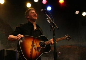 Josh Ritter performs live at WXPN's Free At Noon Concert. Recorded live for World Cafe.