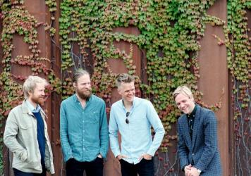 The Danish String Quartet looks to their Nordic roots on the new album, <em>Last Leaf</em>.