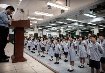 Hong Kong legislator Tanya Chan believes China's push to include the national history curriculum in Hong Kong schools is part of a larger push by Beijing to change how the city is ruled.