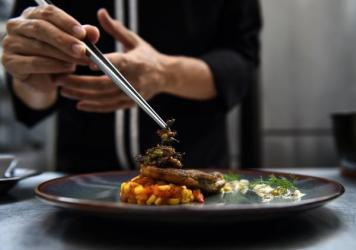 With a new set of gourmet edible insect dishes coming to the menu soon, chef Tantragarn says he wants to keep attracting intrepid eaters to his restaurant.