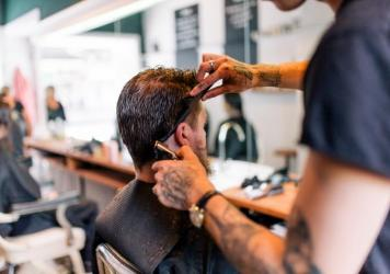 Hairdressers spend more time looking at the tops of heads than anyone else, so are well positioned to spot suspicious skin changes.