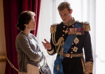 The first three episodes of <em>The Crown</em>'s new season focus on turmoil in the royal marriage between Elizabeth (Claire Foy) and her husband, Philip (Matt Smith).