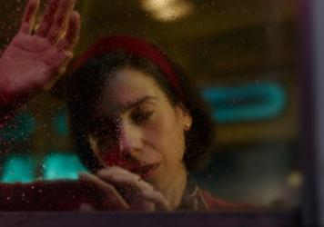 Sally Hawkins as Elisa in the new Guillermo del Toro film <em>The Shape Of Water</em>.
