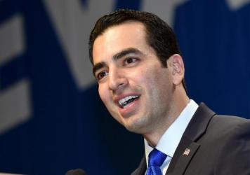 Freshman Rep. Ruben Kihuen D-Nev., won't run again in 2018 but said he plans to serve out his term.