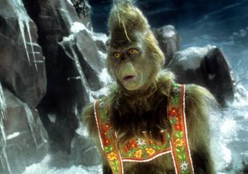 Jim Carrey stars as the title character the 2000 version of <em>How The Grinch Stole Christmas.</em>
