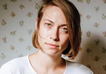 "Anna Burch's song ""2 Cool 2 Care"" is featured in this month's <em>Heavy Rotation</em>."