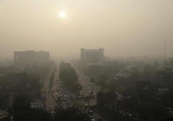 Lahore, Pakistan's second-largest city, is one of the world's most polluted cities, according to crowd-sourced data.
