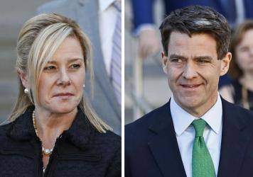 """The U.S. Supreme Court heard arguments Tuesday on whether to throw out the convictions of Bridget Anne Kelly and William Baroni Jr., who were convicted in the """"Bridgegate"""" scandal."""