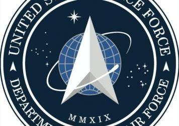 The symbol for the newly formed Space Force has been widely ridiculed since its unveiling on Friday.