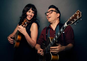 Jeff Freling and Erin McGrane of Victor & Penny are featured in a mini-documentary commissioned by 90.9 <em>The Bridge</em>.