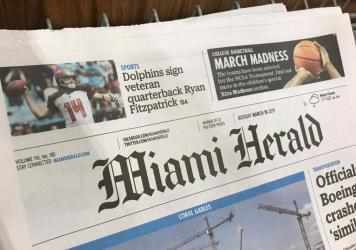 McClatchy acquired Knight Ridder, the owner of the <em>Miami Herald</em> and dozens of other newspapers, in 2006 but sold off several of those papers.