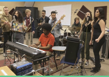 """Sofia Camille entered the Tiny Desk Contest with the song """"Sideways."""""""