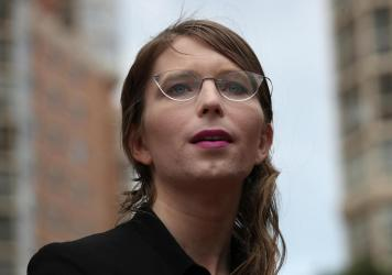 """The Alexandria, Va., sheriff confirmed Thursday that former Army intelligence analyst Chelsea Manning """"is safe."""""""