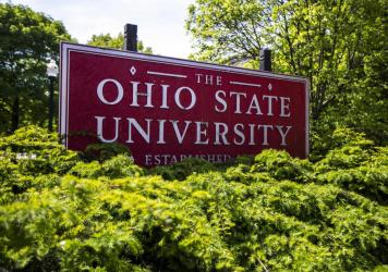 Ohio State University suspended in-person classes through March 30.