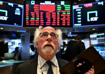 Markets are falling sharply, even after the Federal Reserve aggressively cut interest rates to near zero.
