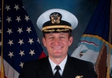 """<a href=""""https://www.public.navy.mil/surfor/lcc19/PublishingImages/co_Crozier.jpg""""></a>U.S. Navy Capt. Brett Crozier was relieved of his command of the aircraft carrier USS Theodore Roosevelt on Thursday after he complained in a letter about the Navy's r"""
