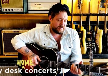 Artists play tribute to John Prine in their Tiny Desk Home concerts.