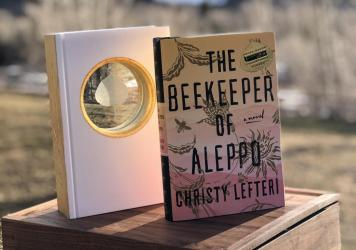 Christy Lefteri's novel <em>The Beekeeper of Aleppo </em>has won the third annual Aspen Words Literary Prize.