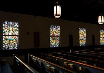 Religious practice has had to get very creative. The pandemic has pushed services and sacraments to the brink. Everything from regular services to big life events, like weddings and funerals, has gone online or been put on hold.