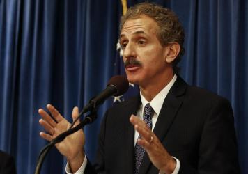 """Los Angeles city attorney Mike Feuer has taken action against several companies selling supposed treatments or """"at-home"""" test kits for the coronavirus."""