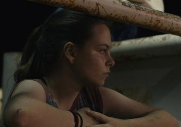 Kris (Amber Havard), a directionless 14-year-old, finds a possible purpose in <em>Bull</em>.